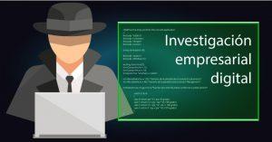 Investigacion empresarial digital
